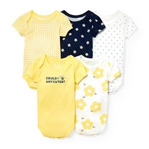 Bee Cute 3-6 mos 5pc set TCP new